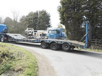 Andover Low Loader